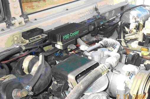 Fuel System Driver - FSD